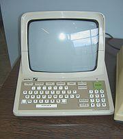 Le Minitel 1, sorti en 1982