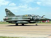Un Mirage 2000D