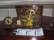 Télégraphe de Morse (1837)