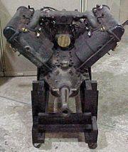 Moteur type 8A de 1914