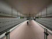 La station Fürth Stadthalle (mairie de Fürth)