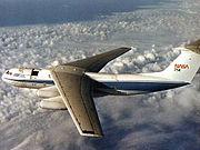 un C-141 de la NASA