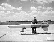 projet américain utilisant un statoréacteur en 1947