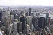 Chrysler Building et MetLife Building