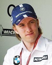 Nick Heidfeld au Nürburgring, 2006