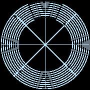 Schéma d'un disque de Nipkov