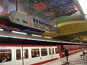 La station Rennweg