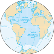 Oc�an Atlantique