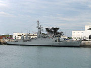 Le Granville de la marine argentine