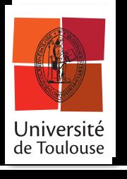 Logo du pôle de recherche et d'enseignement supérieur «Université de Toulouse»