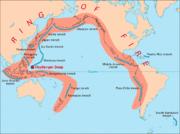 Ceinture de feu du Pacifique