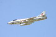 Hunter F.58 suisse avec une décoration spéciale (2004)