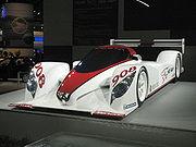 Présentation au Mondial de l'automobile de Paris (octobre 2006)