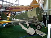 Un UTI-4, la version biplace du I-16