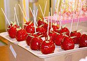 Rouge pomme d'amour