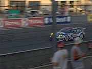 Porsche 911 GT3 RS, 24 heures du Mans 2006