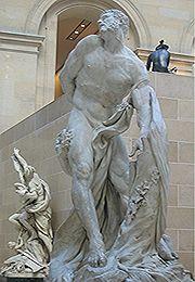 Milon de Crotone, par Pierre Puget