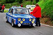 Renault 8 Gordini en compétition (2005)