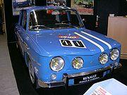 La Renault 8 Gordini