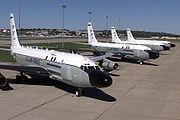 Des RC-135 de l'USAF