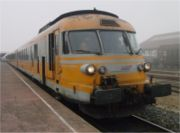 Turbotrain de type RTG