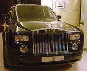 Rolls-Royce Phantom, 2003