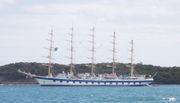 Le Royal Clipper navire de croisière à voile
