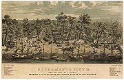 Sacramento en 1849