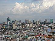 le centre de Saigon