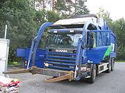 Benne Scania GVWR