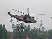 Hélicoptère SeaKing (SAR) de la marine allemande