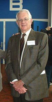 Sheldon Glashow à l'Université Harvard