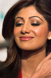 Shilpa Shetty, une actrice de Bollywood
