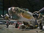 Le B-17 Shoo Shoo Shoo Baby