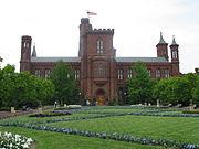 Smithsonian Castle, Washington D.C., néogothique