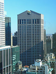 AT&T Building -1984 (actuellement Sony building)