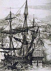 Galion espagnol du XVIesiècle