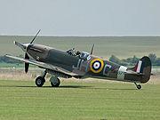 Le Spitfire, avion de chasse de la Seconde Guerre Mondiale