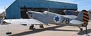 Un Spitfire MkIX israélien