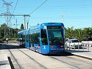Citadis 401 à Montpellier
