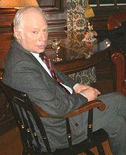 Steven Weinberg à l'Université Harvard