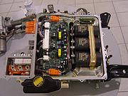 Un onduleur de Toyota Prius