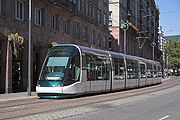 Le nouveau tramway de Strasbourg