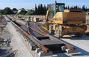 Des travaux importants (Montpellier– 2e ligne)