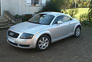 Audi TT de 1ère génération