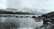 Un mascaret en Alaska