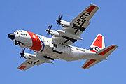 Un C-130 des Gardes Côtes américains