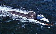 L'USS George Washington (SSBN-598)