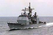 USS Port Royal, US Navy