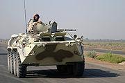 BTR-80,  (en russe, ???????????????? - 80)